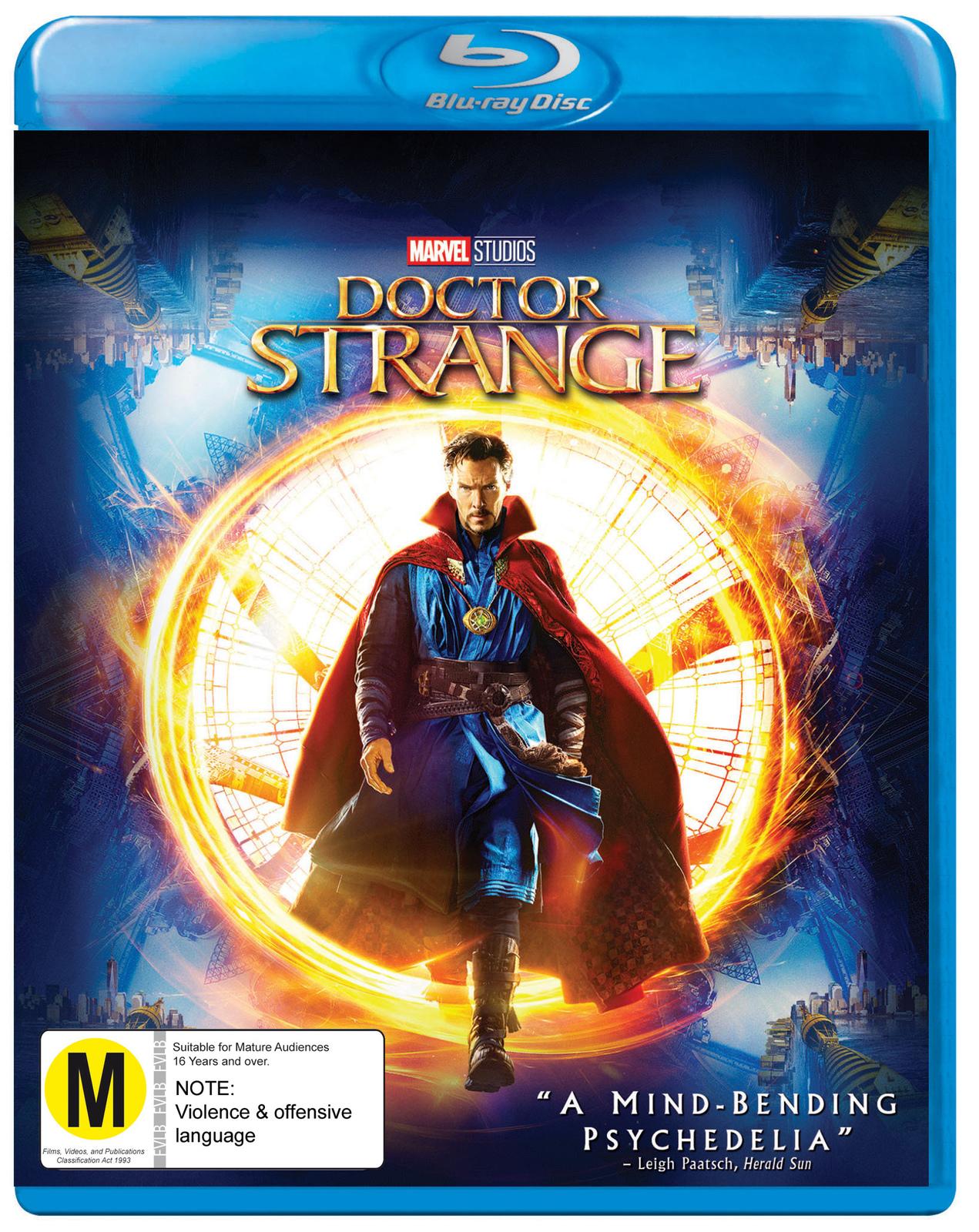 Doctor Strange on Blu-ray image