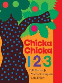 Chicka Chicka 1, 2, 3 by Bill Martin