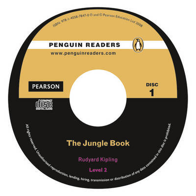 """The Jungle Book"": Level 2, RLA by Rudyard Kipling"