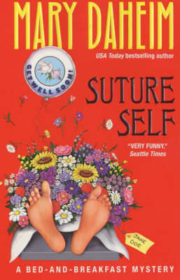 Suture Self by Mary Daheim image