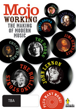 Mojo Working - The Making Of Modern Music (2 Disc Set) on DVD
