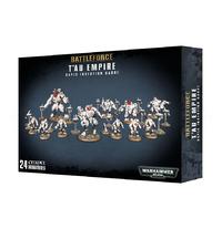 Warhammer 40,000 Battleforce: T'au Rapid Insertion Cadre