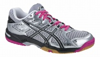 Asics Gel Rocket 6 Squash Womens Shoes (Size 8.5)