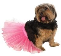Rubie's: Pink Tutu - Pet Costume (Medium/Large)