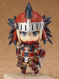 Nendoroid Hunter: Female Rathalos Armor Edition - Articulated Figure