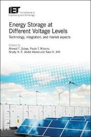 Energy Storage at Different Voltage Levels