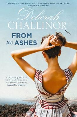 From the Ashes by Deborah Challinor image