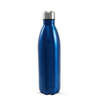 Insulated Stainless Steel Bottle 1L Gloss Blue