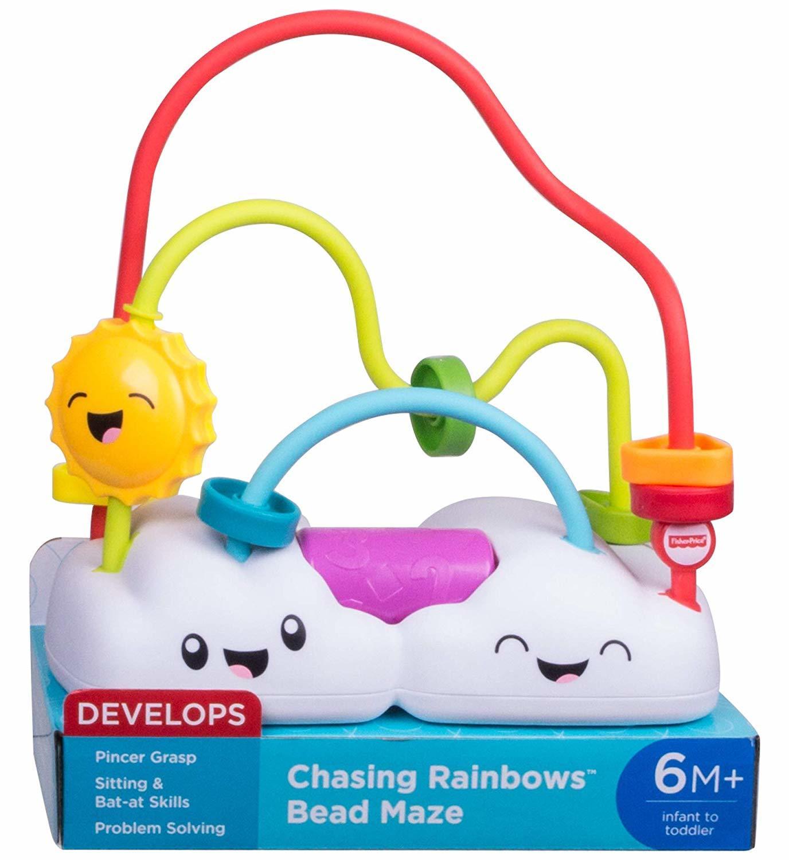 Fisher-Price: Chasing Rainbows - Bead Maze image