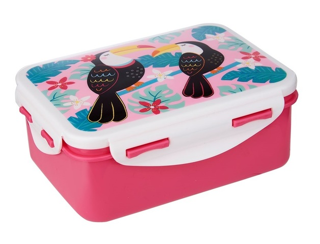 Sass & Belle: Tiki Toucan - Lunch Box