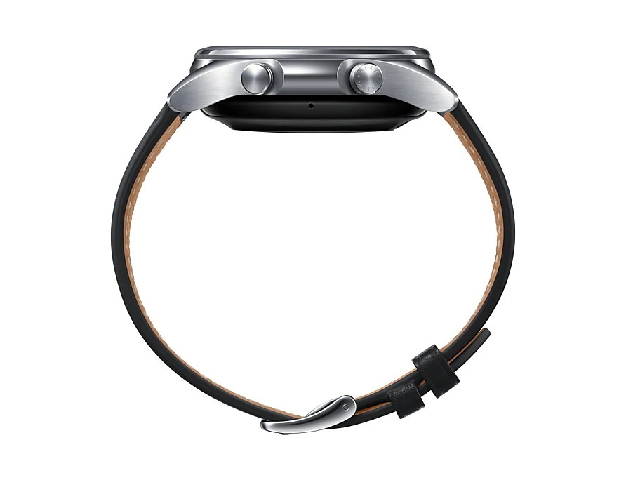 Samsung R850 Galaxy Watch 3 Stainless Steel 41mm - Mystic Silver image