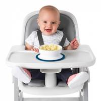 OXO Tot: Stick & Stay Suction Bowl - Navy