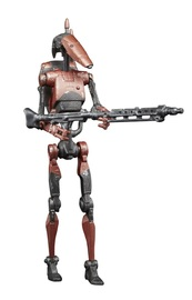Star Wars: The Vintage Collection Figure - Heavy Battle Droid