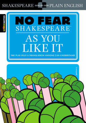 As You Like It (No Fear Shakespeare) by Sparknotes image