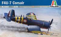 Italeri F4 U-7 Corsair 1:72 Model Kit