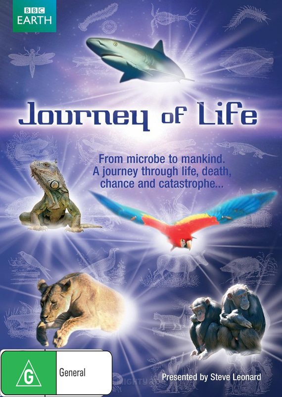 Journey of Life on DVD