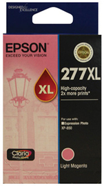 Epson Claria Ink Cartridge 277XL (Light Magenta)