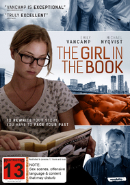 The Girl in the Book on DVD