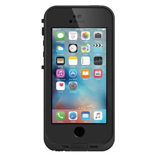 Lifeproof Fre (iPhone 5 5s SE) - Black image ... 2339a5bf5