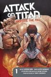 Attack on Titan: Before the Fall 1 (Manga) by Hajime Isayama