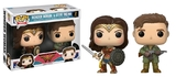 Wonder Woman Movie - Wonder Woman & Steve Trevor Pop! Vinyl 2-Pack