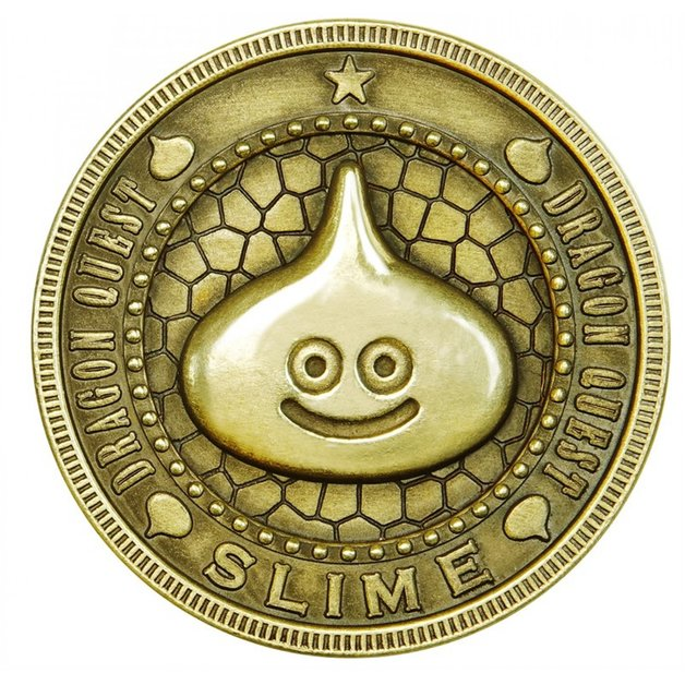 Dragon Quest: Treasure Collection - Coin Replica (Blind Box)