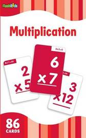 Multiplication by Flash Kids Editors