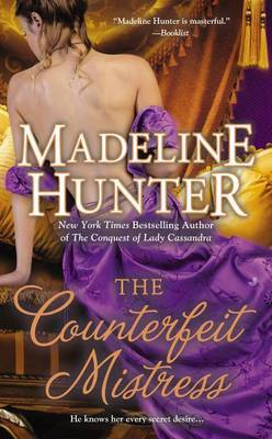 The Counterfeit Mistress by Madeline Hunter image