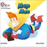 Map Man by Zoe Clarke