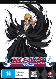 Bleach: Shinigami Collection - 06 (Eps 218-267) on DVD