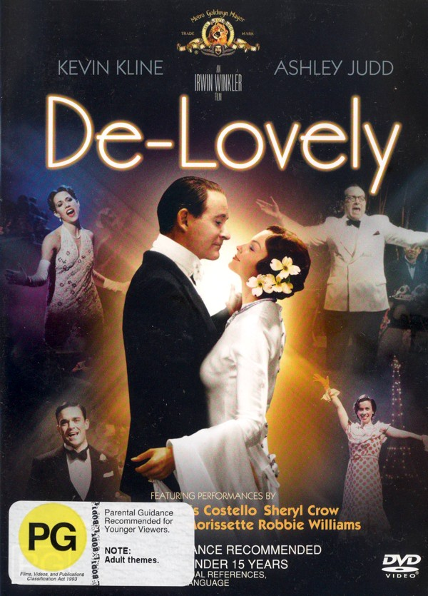 De-Lovely on DVD image