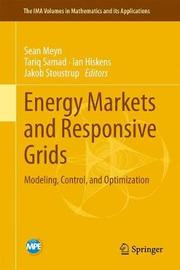 Energy Markets and Responsive Grids
