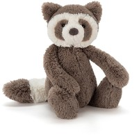 Jellycat: Bashful Racoon - Small