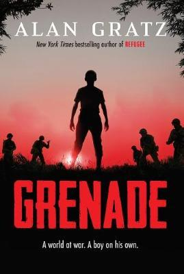 Grenade by Alan Gratz image