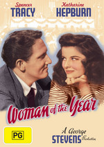 Woman Of The Year on DVD