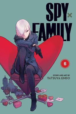 Spy x Family, Vol. 6 by Tatsuya Endo