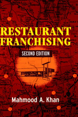 Restaurant Franchising by Mahmood A. Khan image