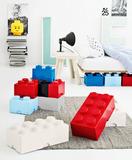 LEGO Storage Brick 8 (Red)