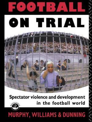 Football on Trial by John Williams image