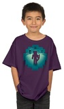 Minecraft Eye of Ender Youth Premium T-Shirt (Small)