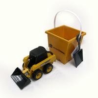 John Deere: Deluxe Sandpit Bucket Set - Orange