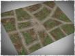 DeepCut Studio Cobblestone Streets Neoprene Mat (6x4)