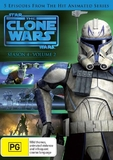 Star Wars The Clone Wars - Season 4 Volume 2 DVD