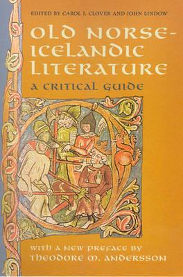 Old Norse-Icelandic Literature image