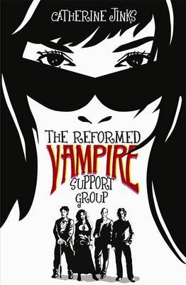 The Reformed Vampire Support Group by Catherine Jinks image