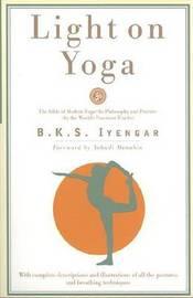 Light on Yoga by B.K.S. Iyengar image