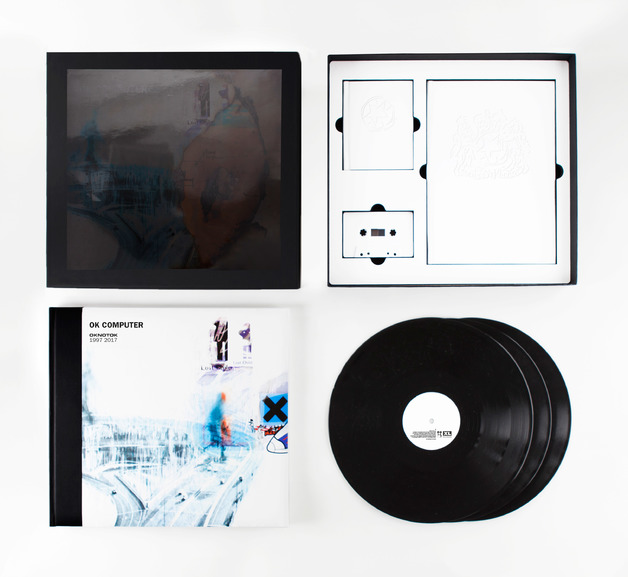 OKNOTOK Boxed Edition by Radiohead
