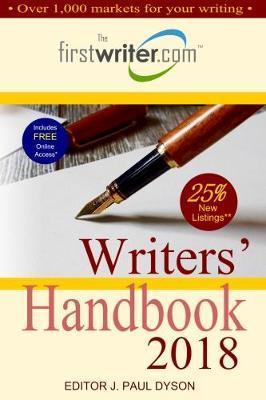 Writers' Handbook 2018 image