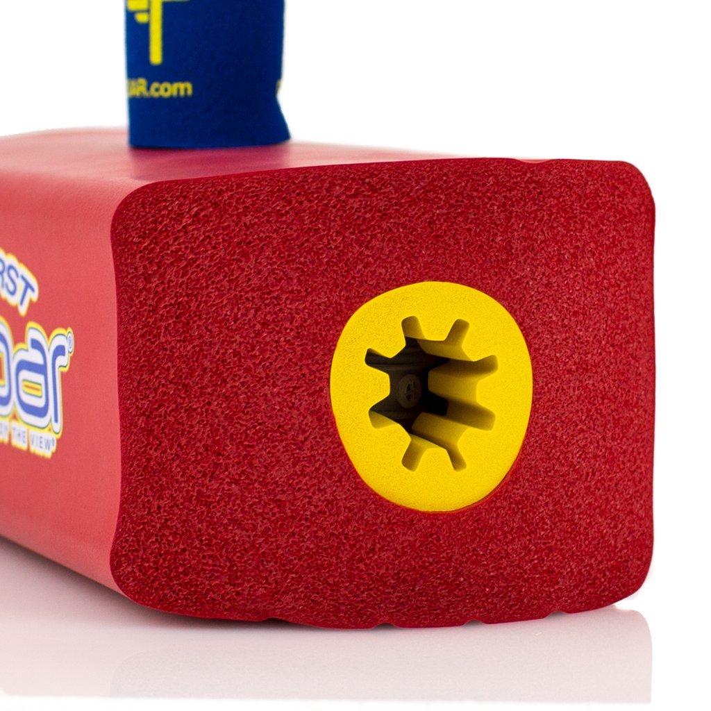 Jump & Squeak Pogo Hopper - Red image