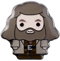 Harry Potter: Chibi Pin Badge Hagrid